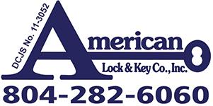 Amercian Lock & Key logo